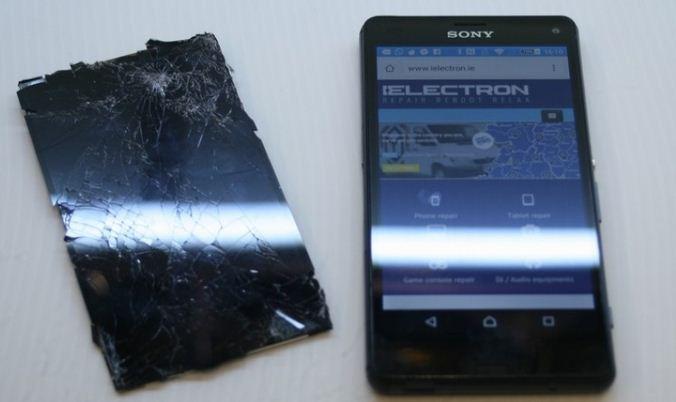 Thay màn hình Sony Z3 chính là giải pháp