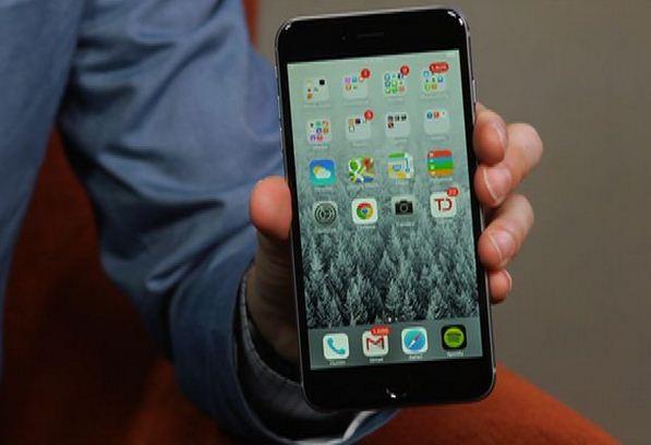 Màn hình iPhone 6 Plus bao nhiêu inch?