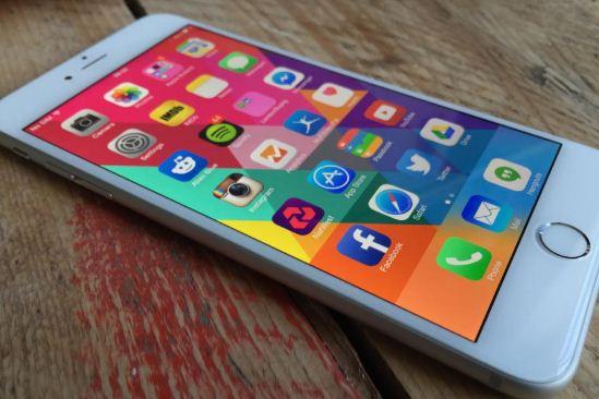Một số lỗi thường xuất hiện trên màn hình iPhone 6 Plus