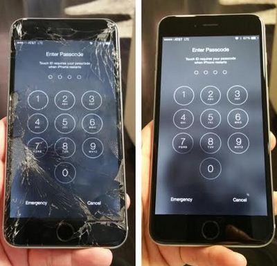 Thay màn hình iPhone 6 Plus - Manhinhdienthoai.net
