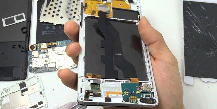 Thay màn hình Xiaomi Mi4 tại TP HCM