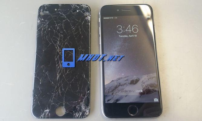Thay mặt kính iPhone 7 Plus tại Manhinhdienthoai.net