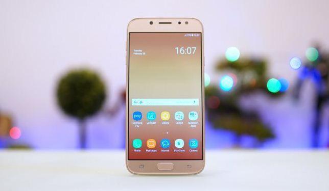 Màn hình Samsung J7 Pro bị đơ cảm ứng