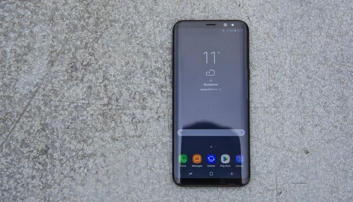 Thay màn hình Samsung S8 Plus giá bao nhiêu?