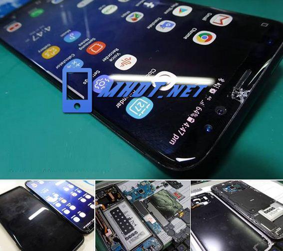 Thay màn hình Samsung Galaxy S8, S8 Plus giá rẻ tại Manhinhdienthoai.net