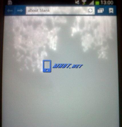 Đốm sáng trắng trên màn hình J7 Prime lan rộng ra