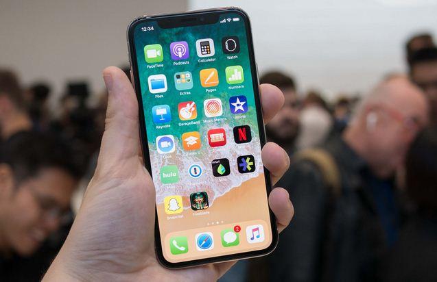 Thay màn hình iPhone X giá bao nhiêu?
