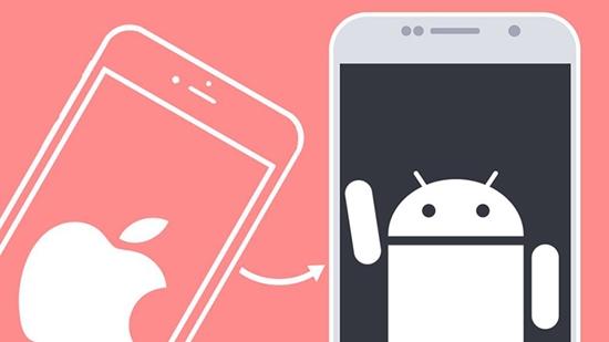 chuyen danh ba tu iPhone sang Android