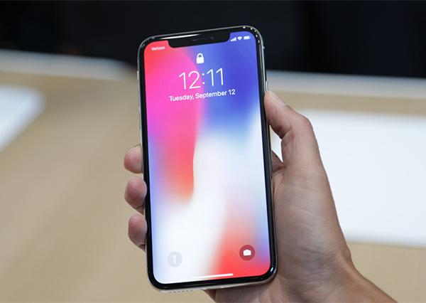 Thay màn hình iPhone X chính hãng
