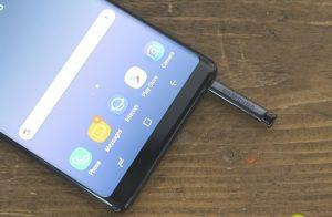 thay man hinh Samsung Note 8 gia bao nhieu