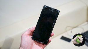 Thay màn hình Samsung Note 8 ở đâu