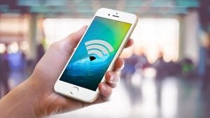 cach phat Wifi tren iPhone