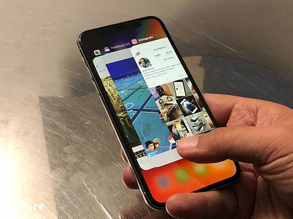 Sử dụng 3G khiến iPhone X bị nóng máy nhanh