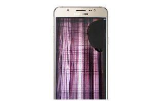 Màn hình Samsung J7 Pro bị sọc