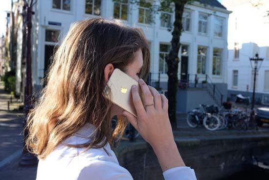 Chỉnh âm lượng cuộc gọi cho iPhone 7
