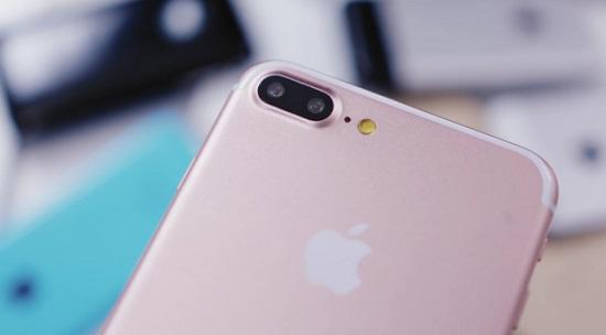 camera iPhone 7 Plus bi mo