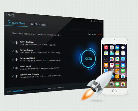 Phần mềm dọn rác cho iPhone hay