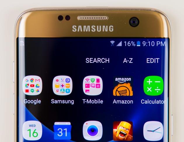Samsung s7 edge không nhận được Bluetooth