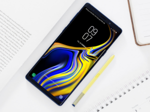 samsung note 9 hao pin nhanh