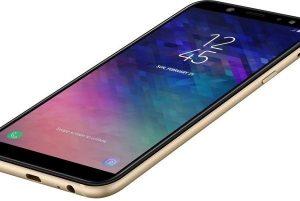 Màn hình Samsung A6 Plus bị nhấp nháy
