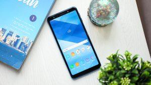 Samsung A7 bị liệt cảm ứng