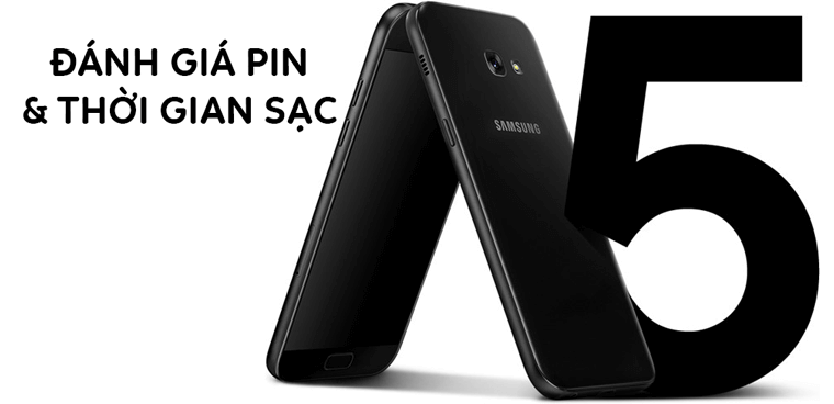 Khắc phục Samsung A5 2017 hao pin nhanh