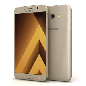 Samsung A7 bị hư hỏng màn hình