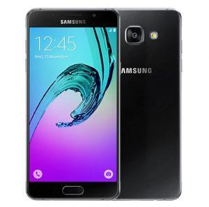 Samsung A5 2016 bị vỡ mặt kính