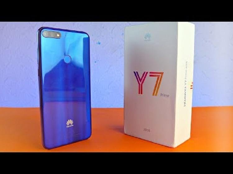 Tự thay thế màn hình Huawei Y7 Prime tại nhà