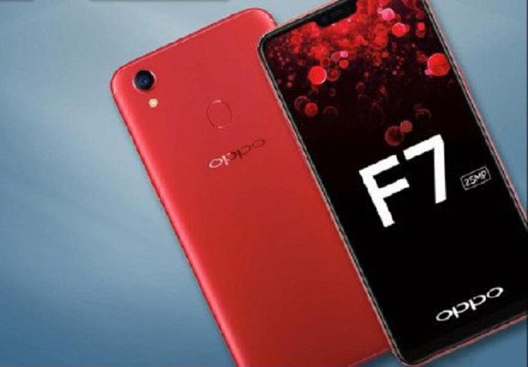 Cách khắc phục Oppo F7 vỡ mặt kính