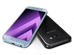 Khắc phục hiệu quả Samsung A7 bị đốm màn hình