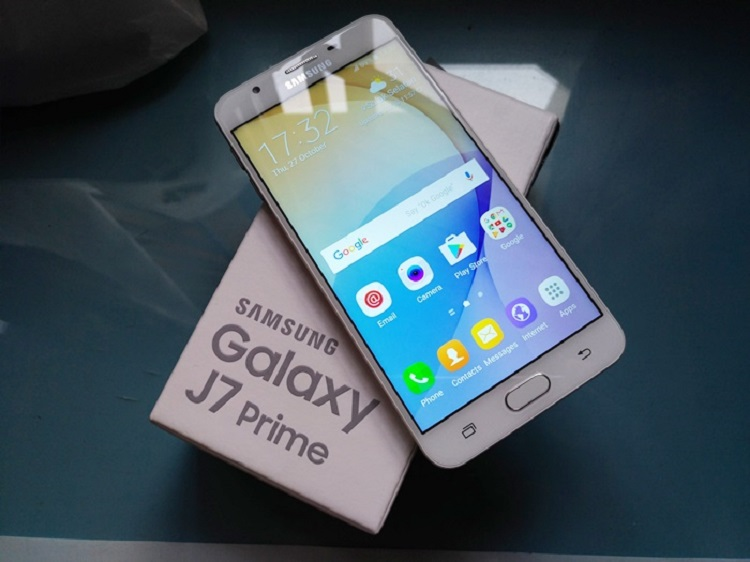 Thay mặt kính Samsung J7 Prime