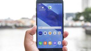 Dịch vụ thay mặt kính Samsung A7 chính hãng