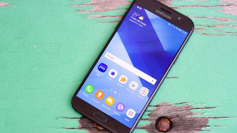 Thay mặt kính Samsung A7 chính hãng