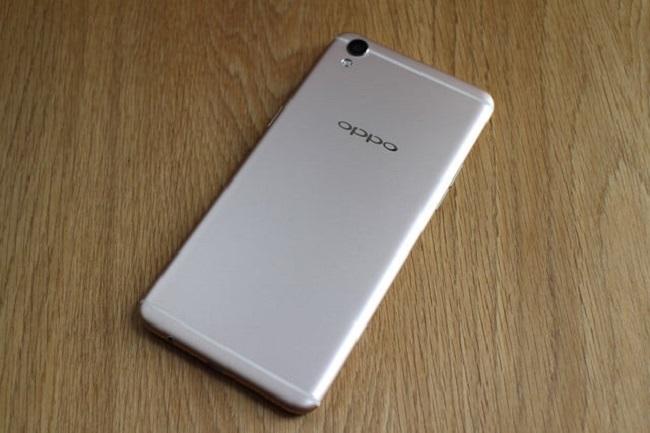 Biểu hiện cho thấy Oppo F1 Plus sọc màn hình