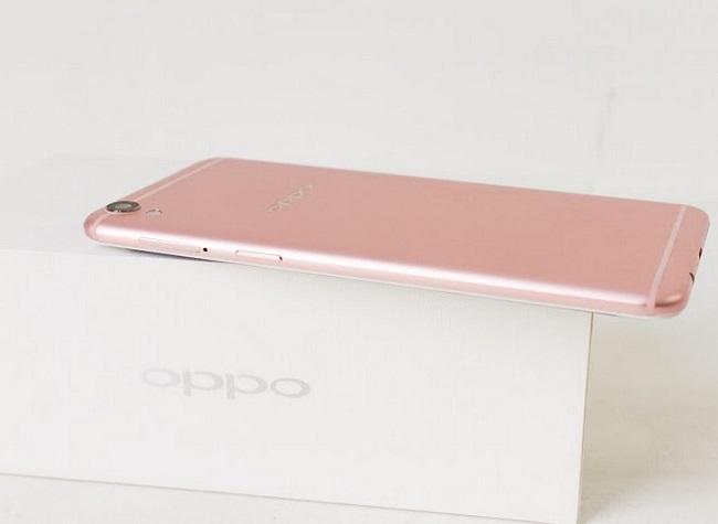 Nguyên nhân màn hình Oppo F1 Plus bị sọc