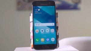 Trường hợp cần thay mặt kính Samsung A5 2017