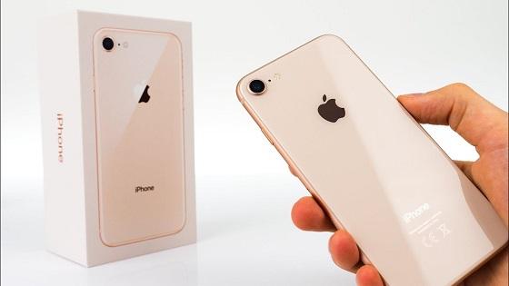 Tình trạng cần thay pin iphone 8 mới
