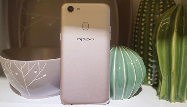 Giải pháp khắc phục Oppo F5 vỡ mặt kính
