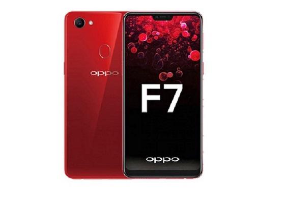 Oppo F7 ra mắt với hình ảnh cực ấn tượng