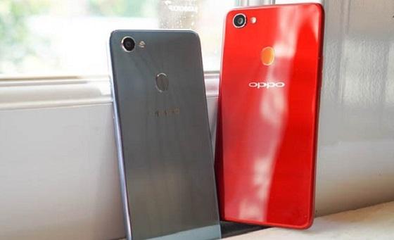 Quy trình thay màn hình Oppo F7 nhanh gọn