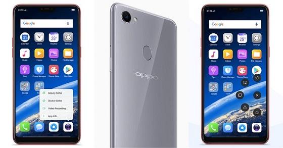 Lưu ý dành cho bạn với tính năng của Oppo F7