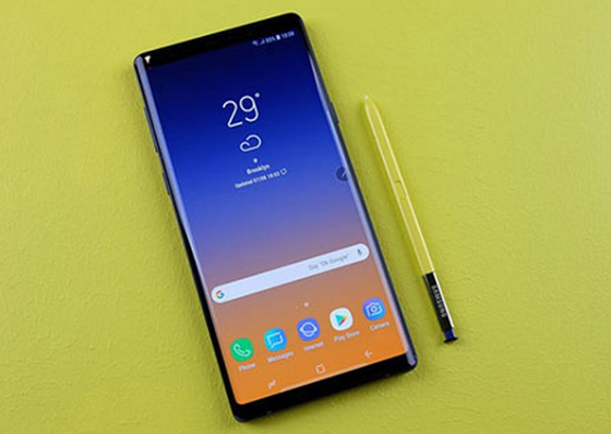 samsung note 9 vo mat kinh