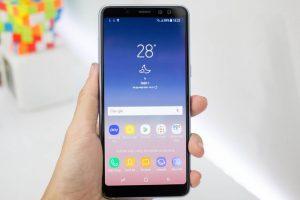 Thay mặt kính Samsung A8 giá rẻ tại Tp Hồ Chí Minh?
