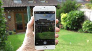 thay camera trước iPhone 7 Plus