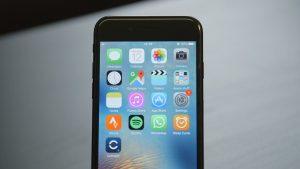iPhone 7 bị lỗi camera trước