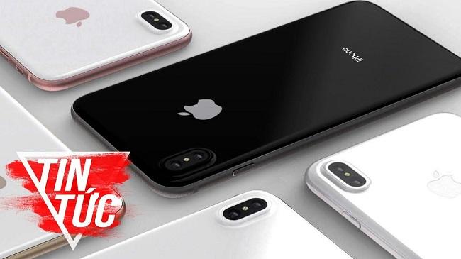 Tại sao camera trước iPhone X bị ngược