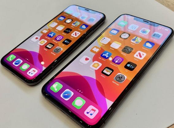 iphone 11 pro soc man hinh