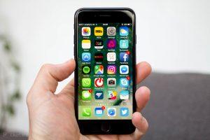 Pin Iphone 7 của bạn bị chai nặng