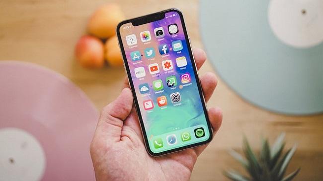 Lưu ý khi sạc pin cho iPhone X